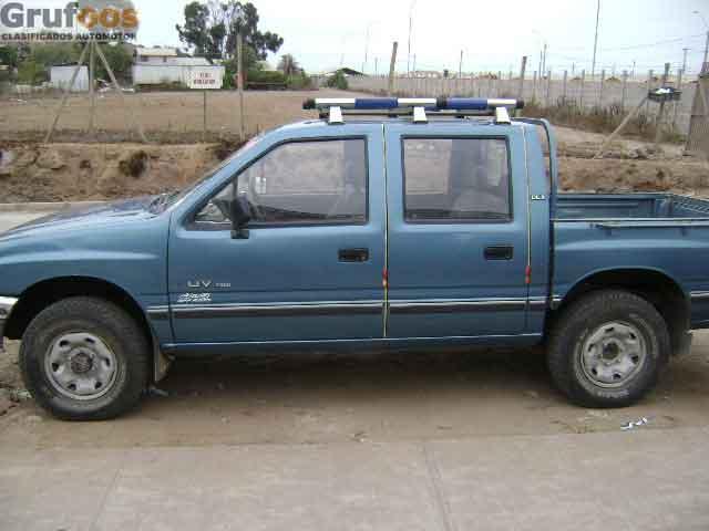 Camionetas Chevrolet Doble Cabina Usadas En Ecuador