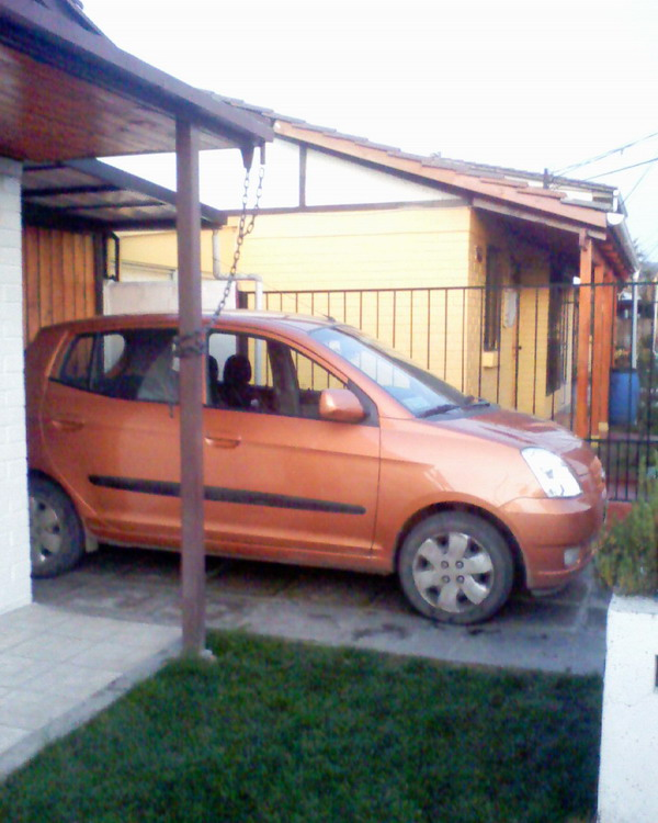 Kia Morning modelo 2005