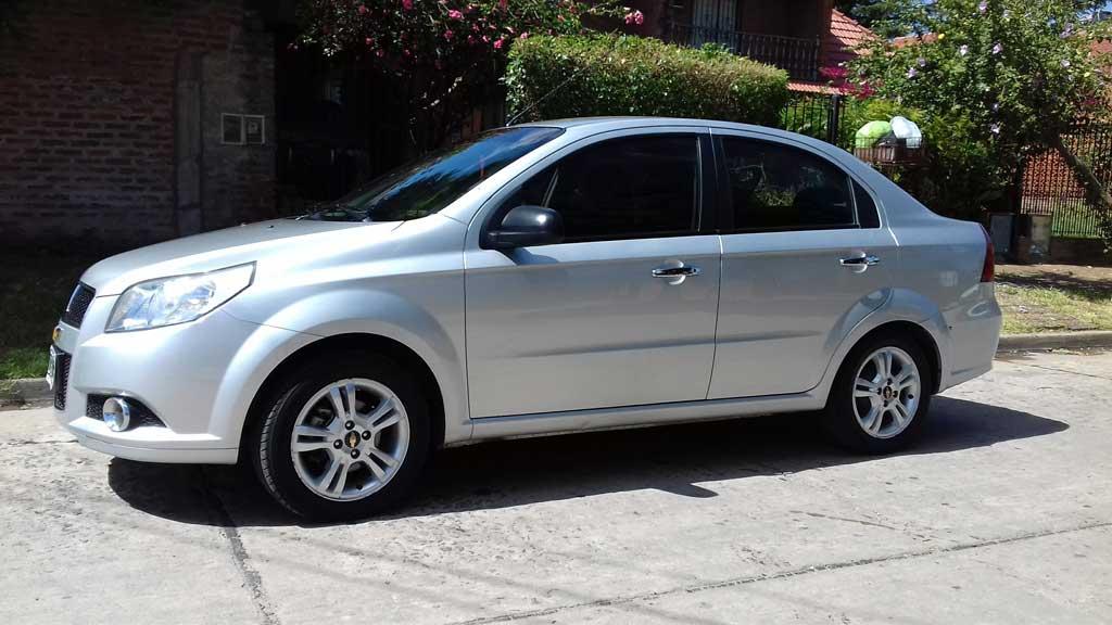 Chevrolet Aveo G3 Lt 1 6 N M  T