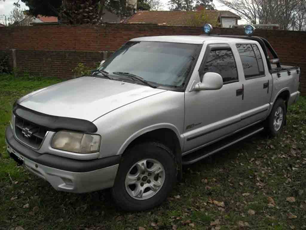 chevrolet s10 2 5 turbo diesel deluxe 1998 mar del plata buenos aires. Black Bedroom Furniture Sets. Home Design Ideas