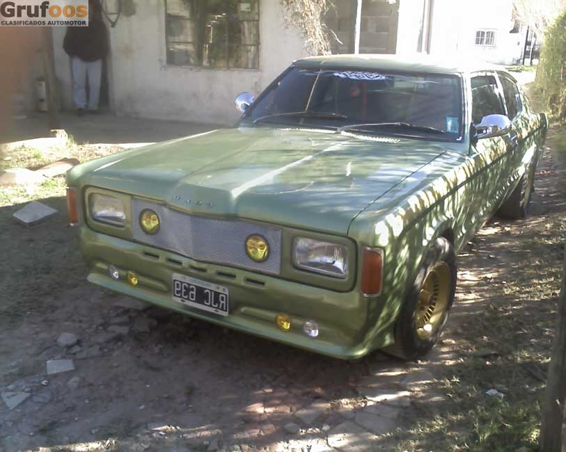 Ford Taunus Coupe Tuning - Fotos de coches - Zcoches