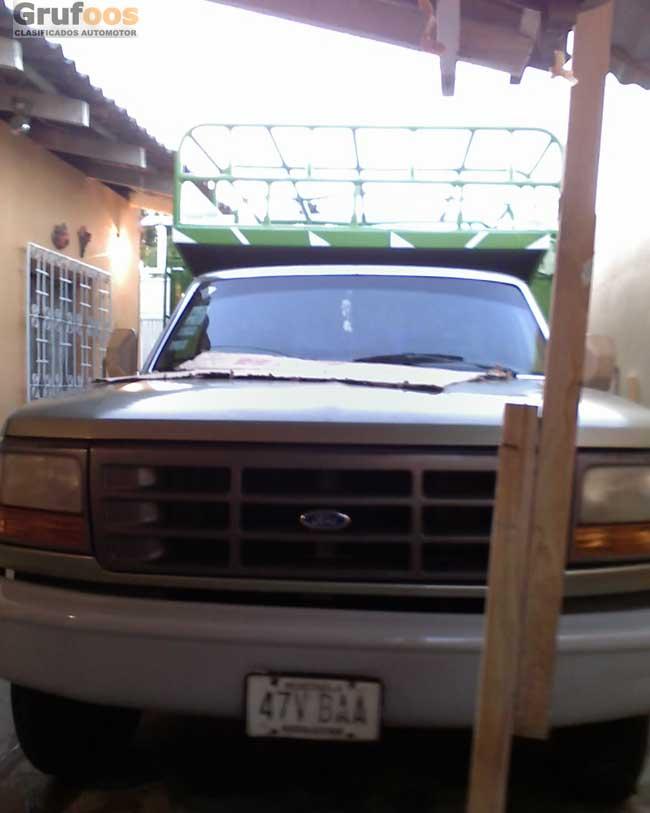 Camiones usados ford 350 autos weblog for Camiones ford interior
