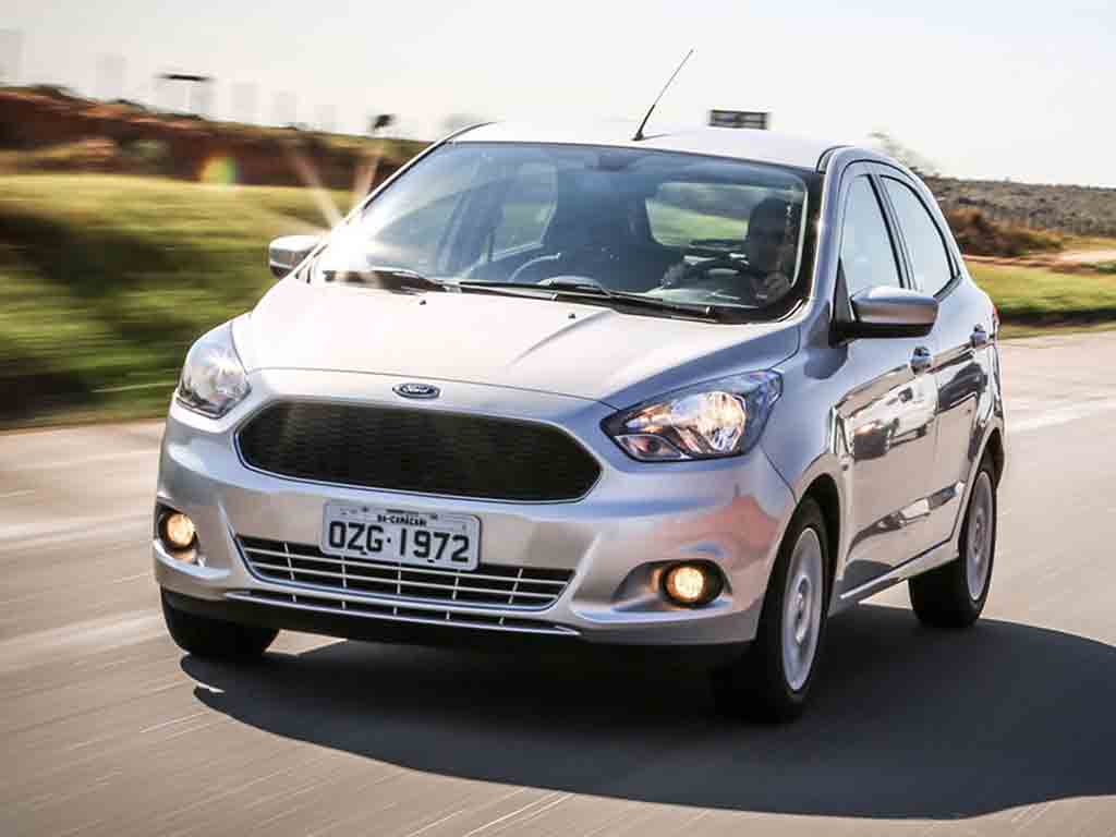 ford ka s nuevo 2016 capital federal. Black Bedroom Furniture Sets. Home Design Ideas