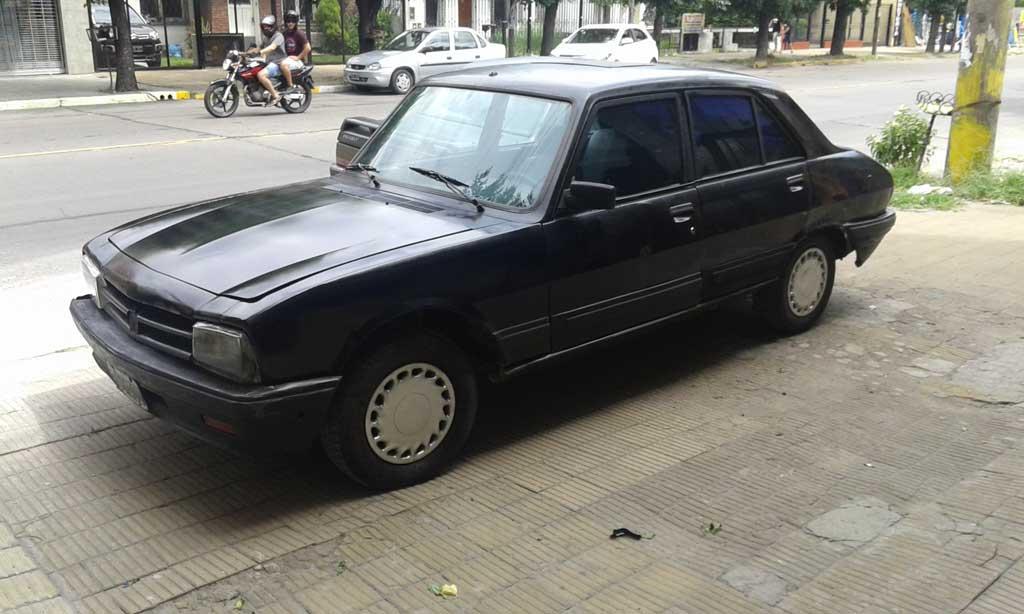 Peugeot 504 Sl - 1994 San Justo