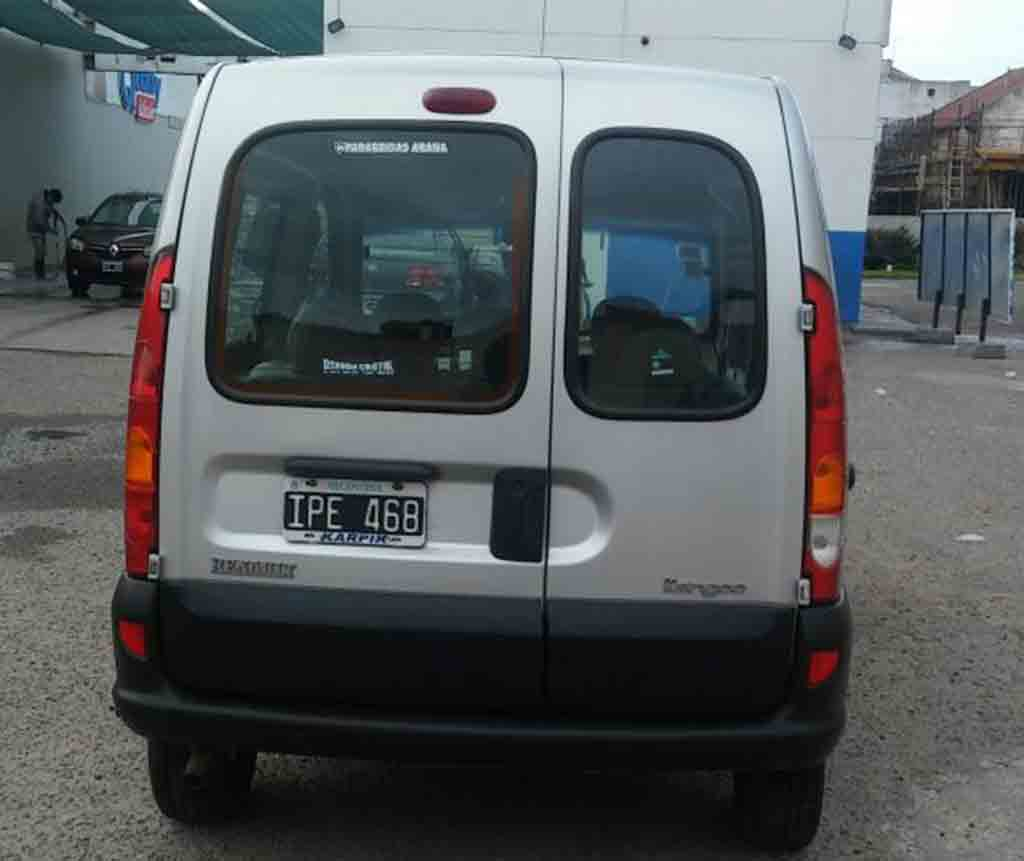 renault kangoo express 2010 mar del plata buenos aires. Black Bedroom Furniture Sets. Home Design Ideas