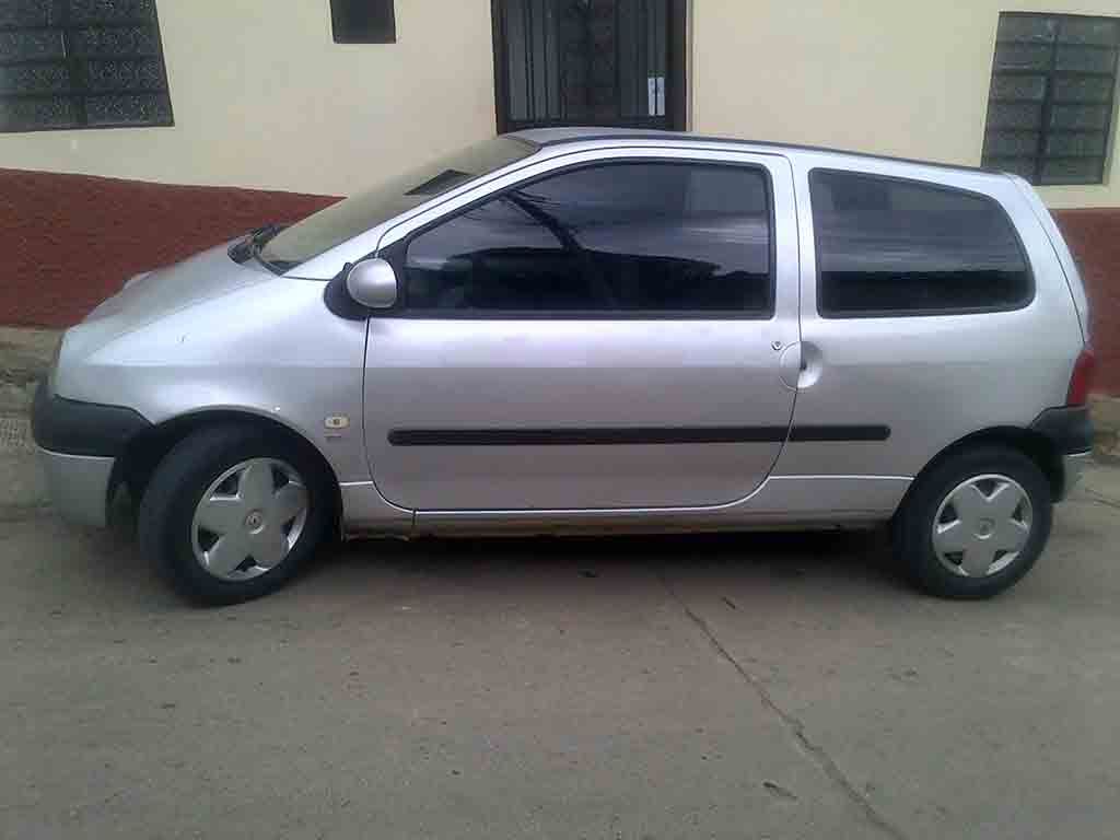 renault twingo 16v full 2006 santander colombia. Black Bedroom Furniture Sets. Home Design Ideas