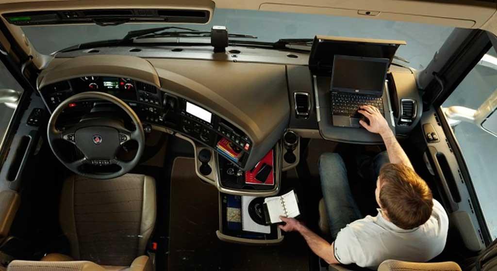 Scania g 360 lb4x2 2015 capital federal caba for Interieur camion scania