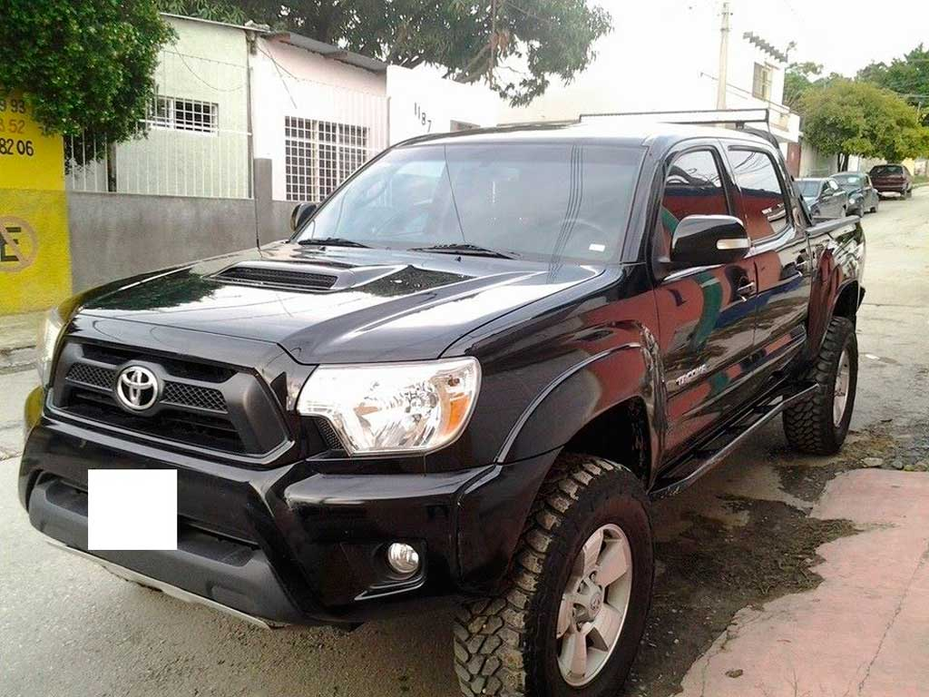 Toyota Tacoma De Venta Autos Post