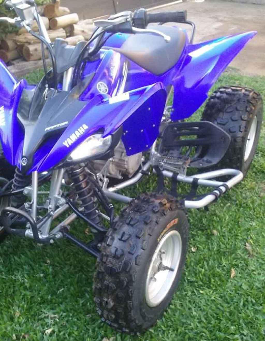Yamaha raptor 250cc 2012 marcos juarez c rdoba for 250cc yamaha raptor