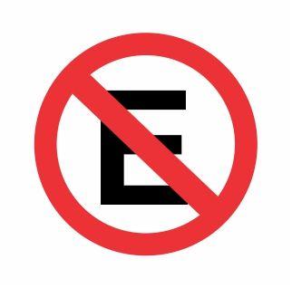 Resultado de imagen para señales de transito de prohibido estacionar