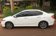 Honda City EXL AT - 2014