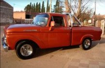 Ford F100 - 1961