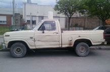Ford F100 Perkins 4 - 1985