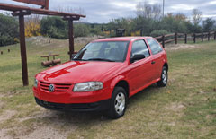Volkswagen Gol Power 1.6 nafta Base - 2008