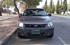 Ford Ecosport XL PLUS 1.6 - 2004