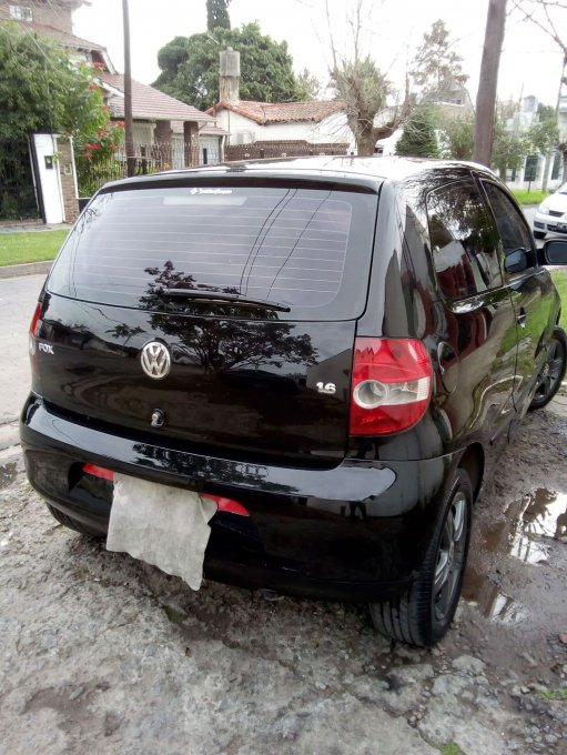 Volkswagen Fox - 2005 (2)