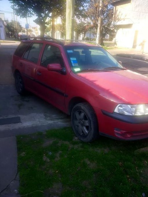 Volkswagen Gol Country 1.6 Track & Field - 2005 (1)