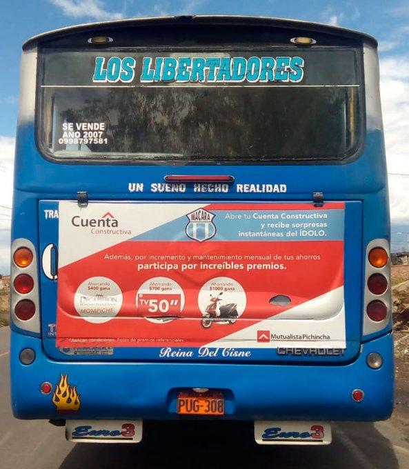 Patio De Carros Ambato Ecuador: Bus Urbano Chevrolet Isuzu FTR Full