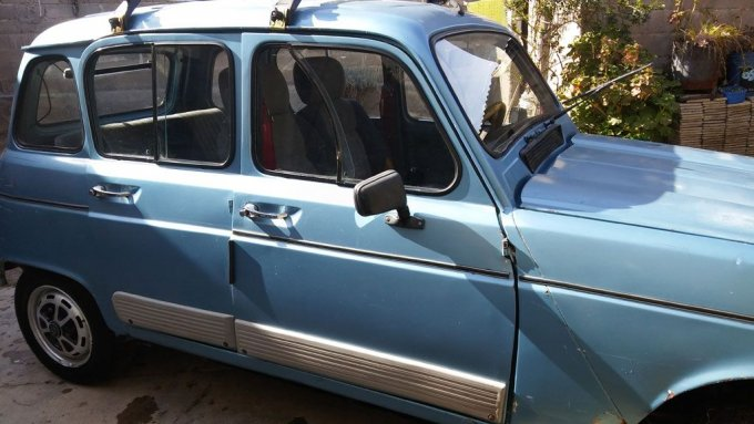 Renault 4S - 1983 (1)