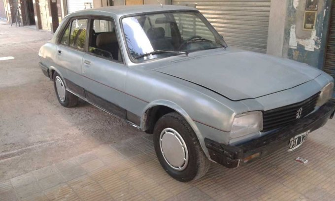 Peugeot 504 Gs - 1987 Ramos Mej U00eda