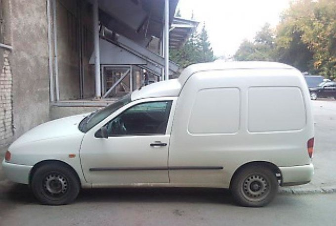 Volkswagen Caddy - 1998