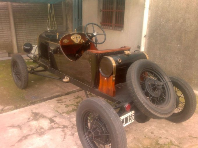 Ford A Baquet - 1931 (1)
