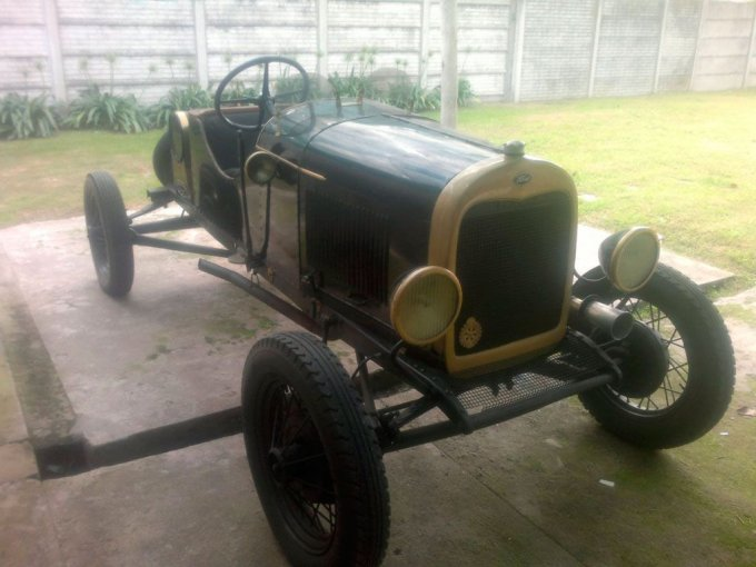 Ford A Baquet - 1931 (0)
