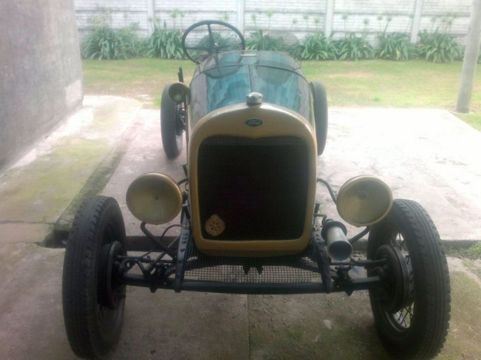 Ford A Baquet - 1931