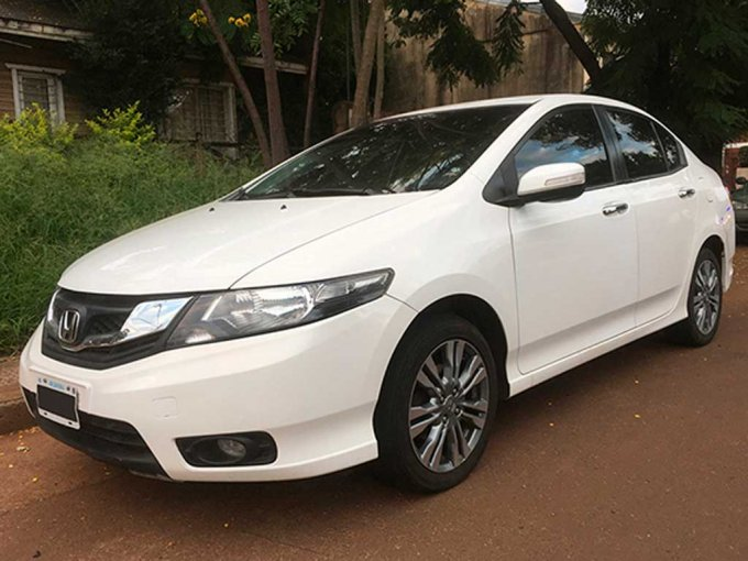 Honda City EXL AT - 2014 (1)