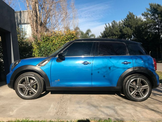Mini Countryman S - 2012 (4)