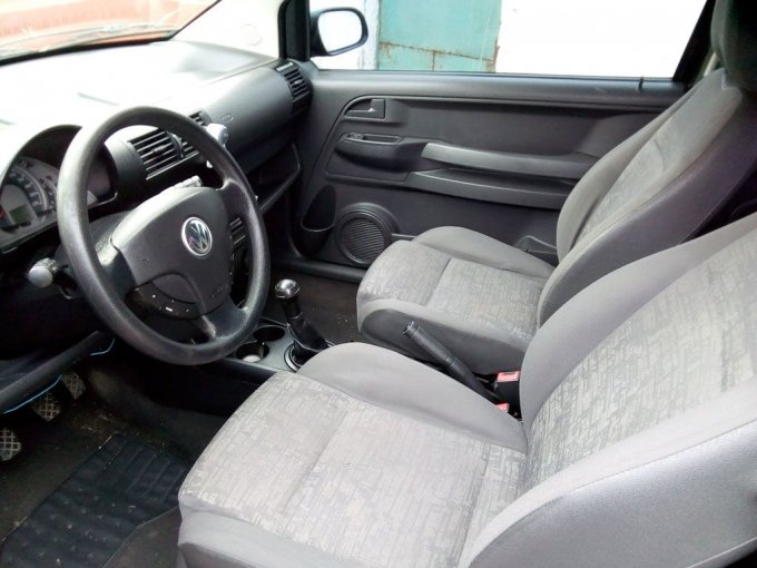 Volkswagen Fox - 2005 (4)