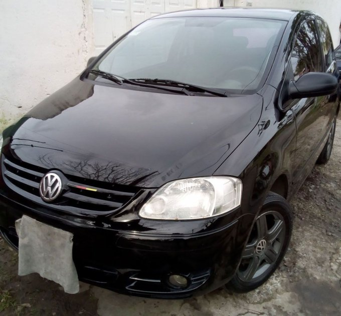 Volkswagen Fox - 2005 (3)